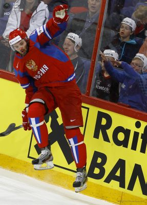 Alexander Radulov For mobile