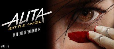 Alita: Battle Angel Wide wallpapers