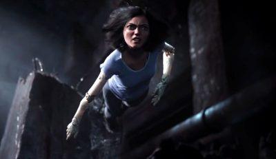 Alita: Battle Angel Backgrounds