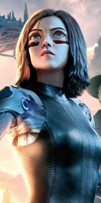 Alita: Battle Angel Android wallpapers