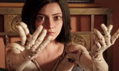 Alita: Battle Angel HD pics