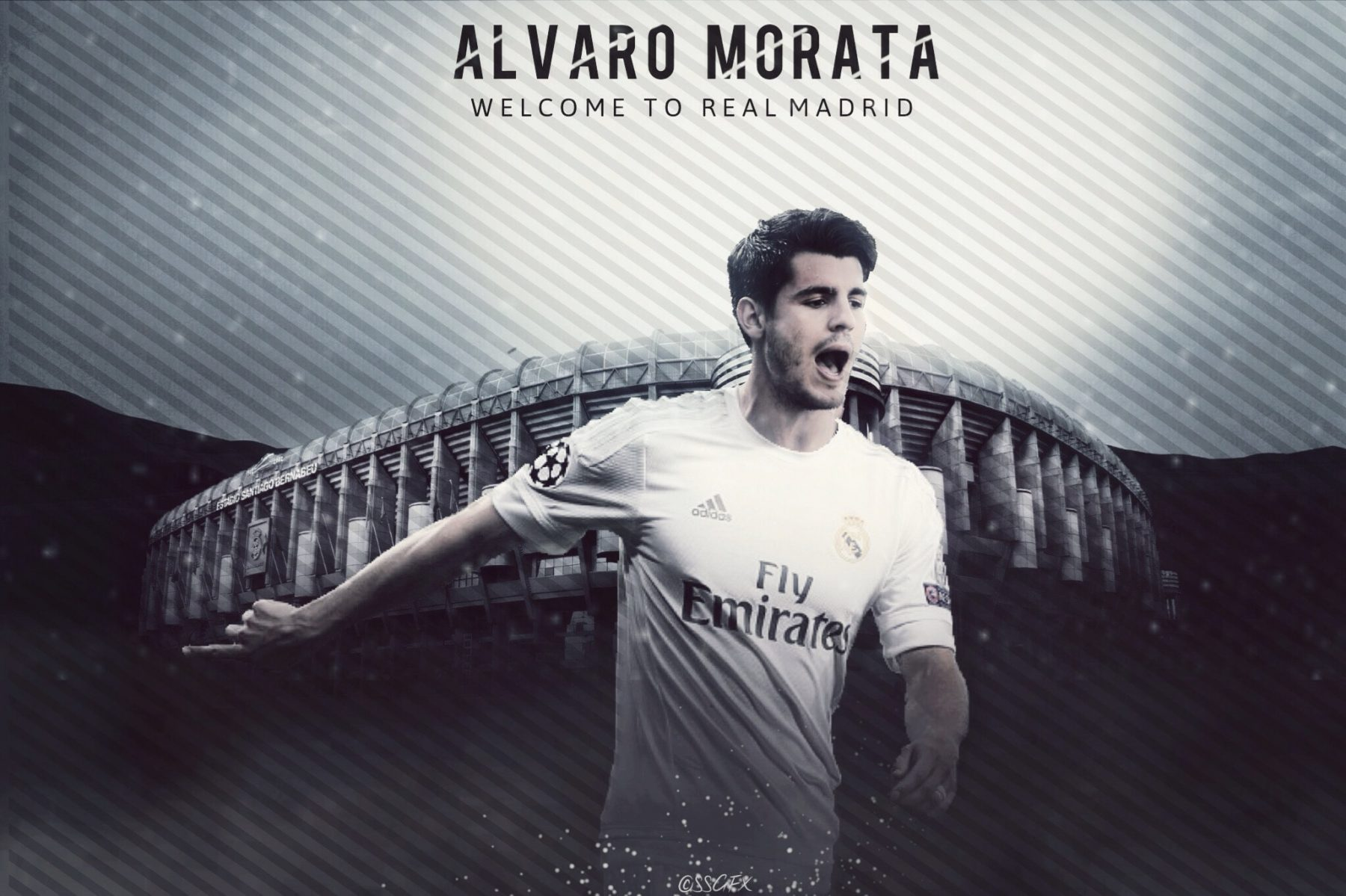 Alvaro Morata HD Wallpapers
