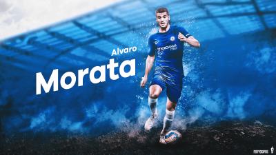 Alvaro Morata HD pics