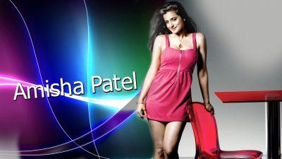 Amisha Patel Widescreen for desktop