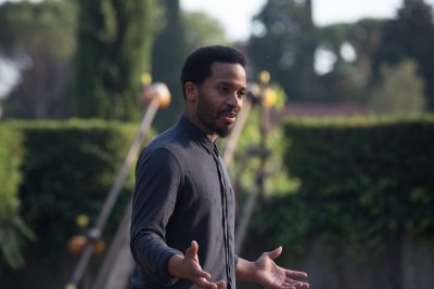 Andre Holland Widescreen for desktop
