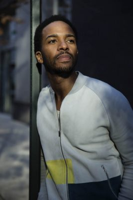 Andre Holland High