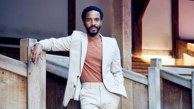 Andre Holland Wallpaper