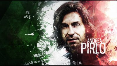 Andrea Pirlo HQ wallpapers