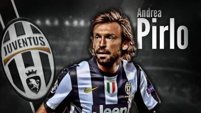 Andrea Pirlo widescreen wallpapers