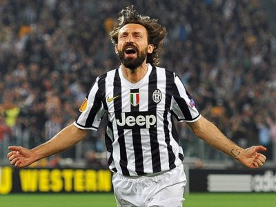 Andrea Pirlo Background