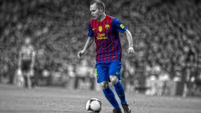 Andres Iniesta Wallpapers