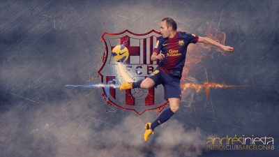 Andres Iniesta High