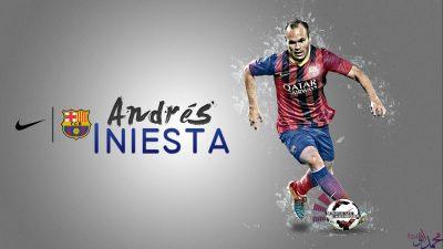 Andres Iniesta Download