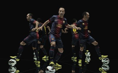 Andres Iniesta HQ wallpapers