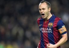 Andres Iniesta Background