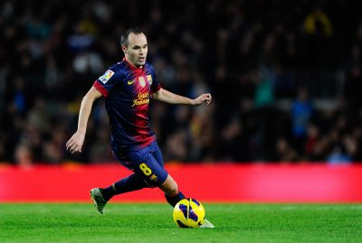 Andres Iniesta Backgrounds