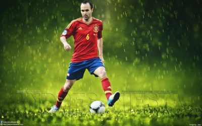 Andres Iniesta HD pictures