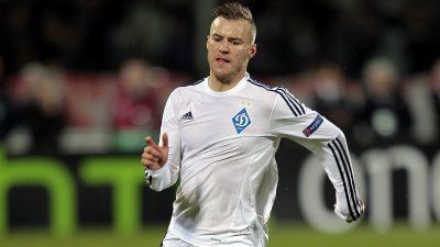 Andrey Yarmolenko HD