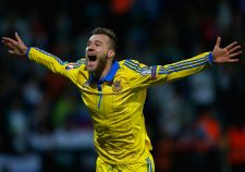 Andrey Yarmolenko HD pictures