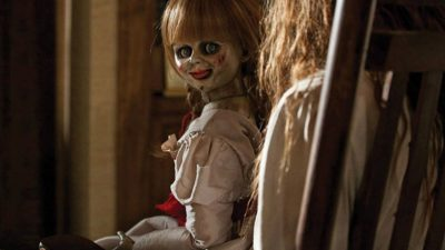 Annabelle Comes Home Wallpapers