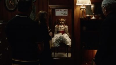 Annabelle Comes Home HD pictures