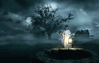 Annabelle Comes Home Backgrounds