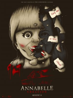 Annabelle Comes Home Background