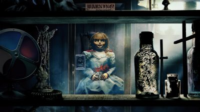 Annabelle Comes Home HD pics