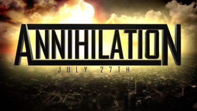 Annihilation Screensavers