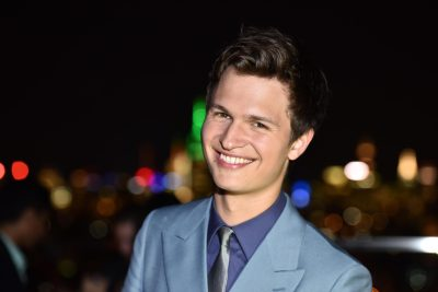 Ansel Elgort High