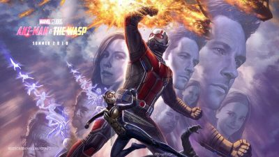 Ant-Man and The Wasp Background