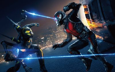 Ant-Man and The Wasp widescreen wallpapers