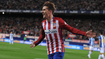 Antoine Griezmann widescreen wallpapers