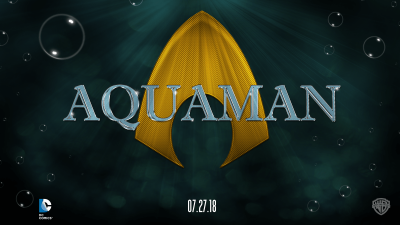 Aquaman widescreen wallpapers