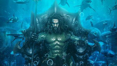 Aquaman Widescreen