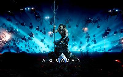 Aquaman PC wallpapers
