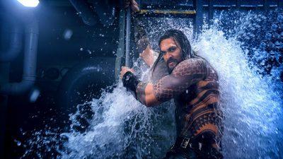 Aquaman Screensavers free