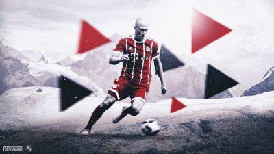 Arjen Robben Free