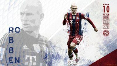 Arjen Robben High