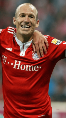 Arjen Robben Background