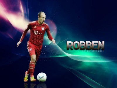 Arjen Robben Backgrounds