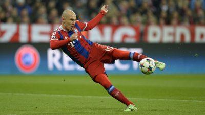 Arjen Robben Pictures