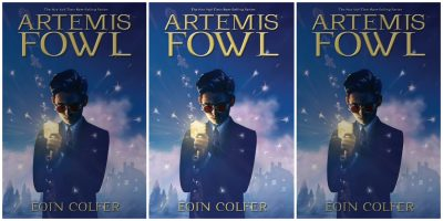 Artemis Fowl Backgrounds