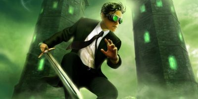 Artemis Fowl Wallpaper
