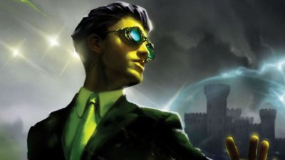 Artemis Fowl Background