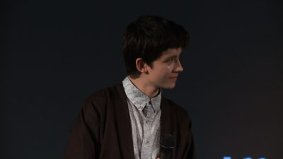 Asa Butterfield Full hd wallpapers