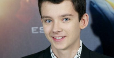 Asa Butterfield Widescreen for desktop