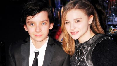 Asa Butterfield widescreen wallpapers