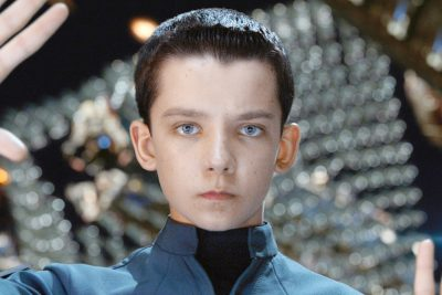 Asa Butterfield HD pictures
