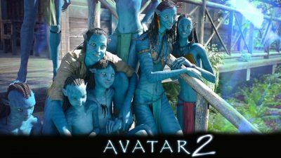 Avatar 2 Backgrounds
